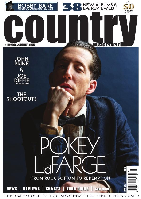 Country Music People May 2020