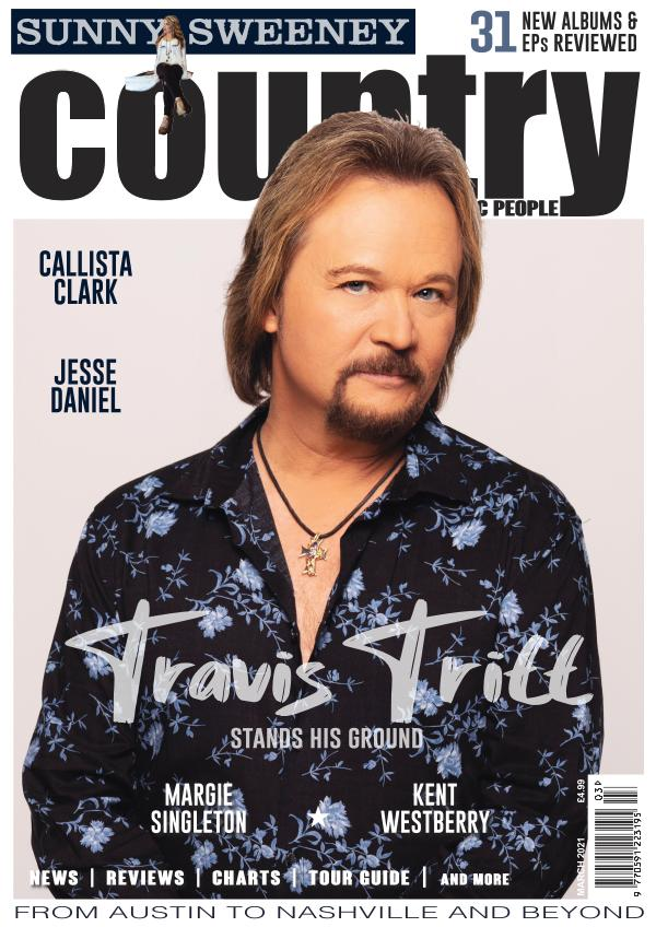 Country Music People March 2021