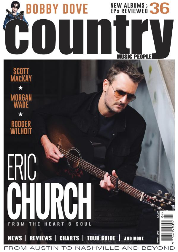 Country Music People April 2021