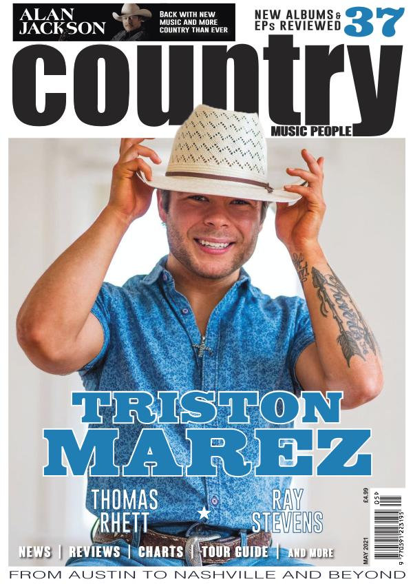 Country Music People May 2021