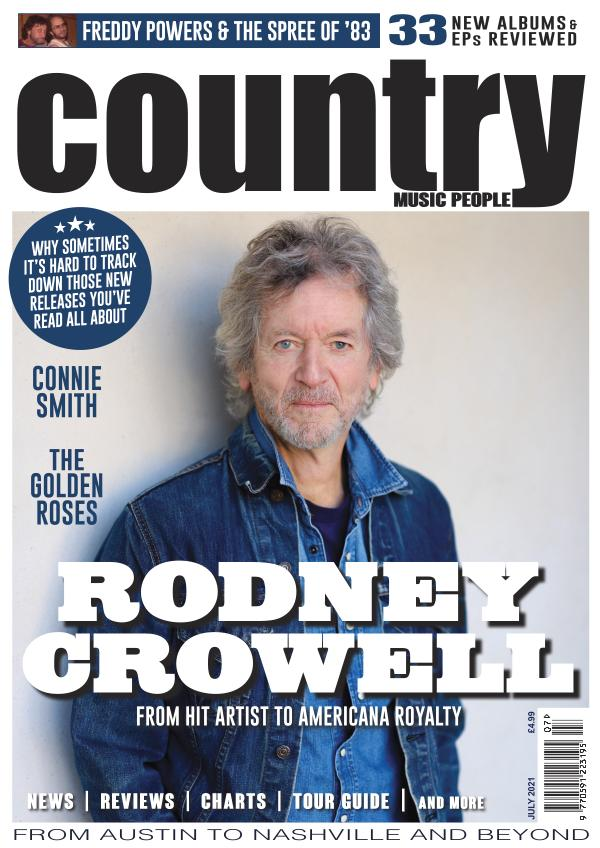 Country Music People July 2021