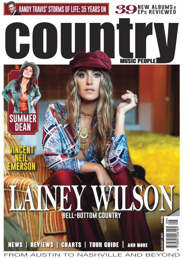 Country Music People August 2021