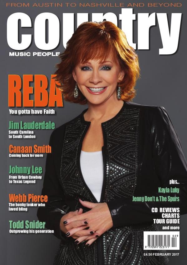 Country Music People February 2017