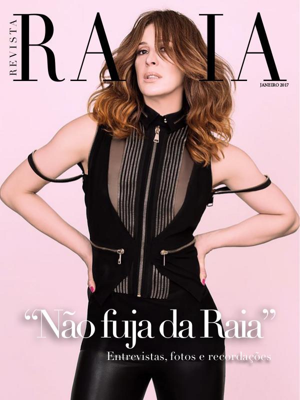 Revista Raia Ed. 1
