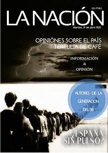"""REVISTA """"LA NACIÓN"""""""