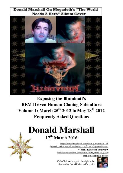 Donald Marshall. Illuminati Exposed. 3