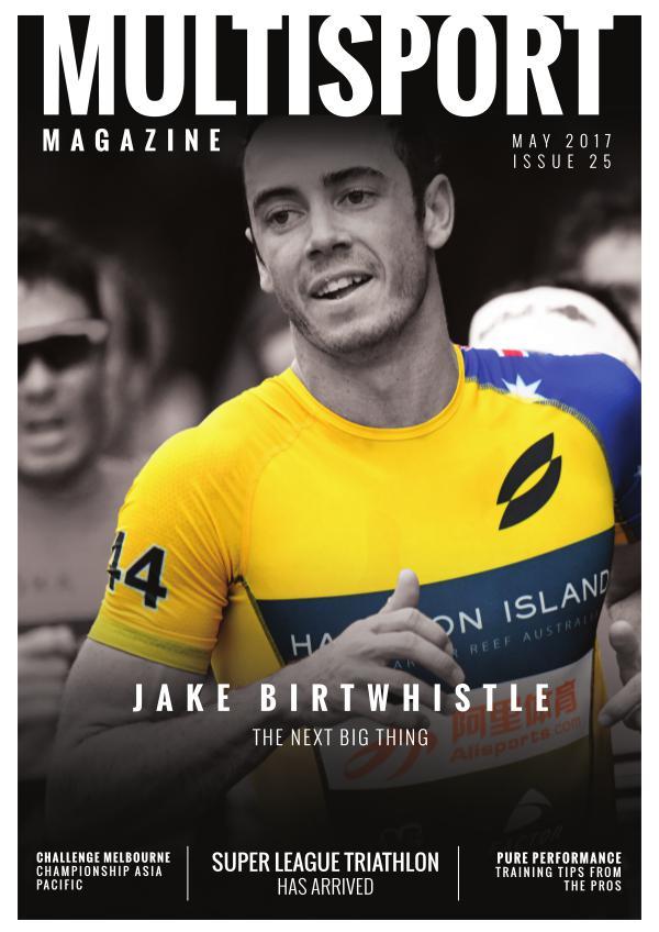 Multisport Magazine Issue 25