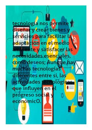 LA TECNOLÓGIA INTRODUCIDA EN EL MERCADEO al mercadeo