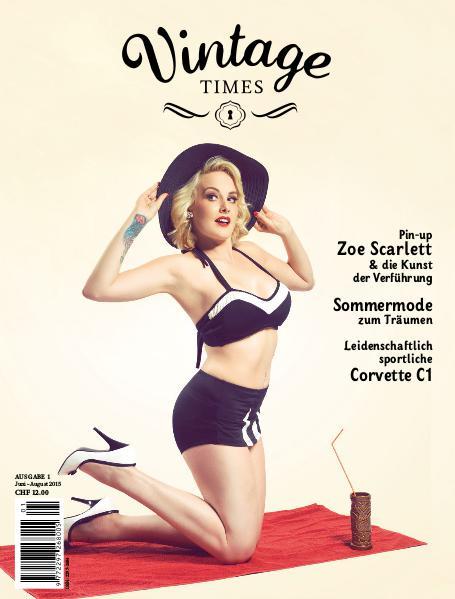 Vintage Times Ausgabe 1/2015