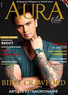 AURA Elite International Magazine