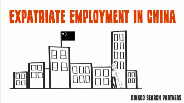 Executive Search in China (Presentations) Expatriate Employment in China
