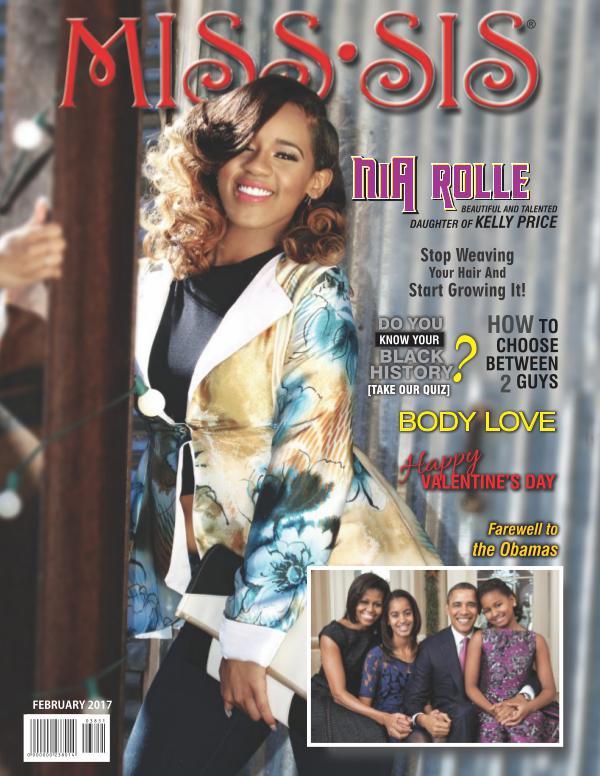 Miss Sis Magazine February 2017 Issue