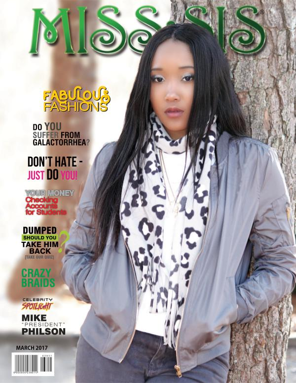 Miss Sis Magazine March 2017 Issue