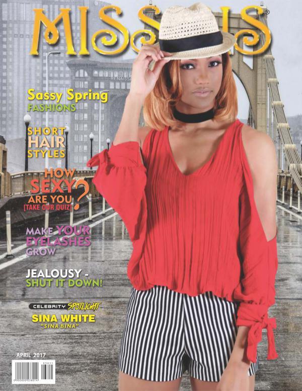 Miss Sis Magazine April 2017
