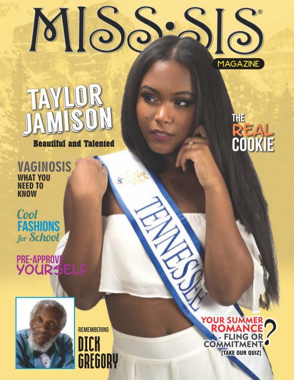 Miss Sis Magazine September 2017