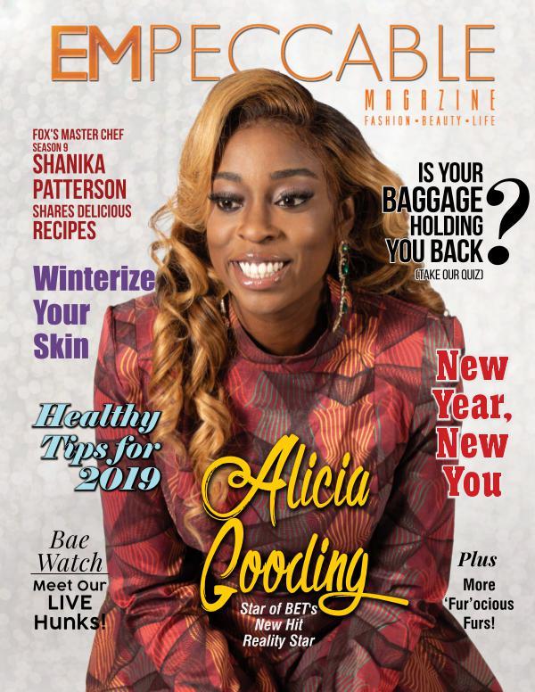 EMpeccable Magazine January 2019