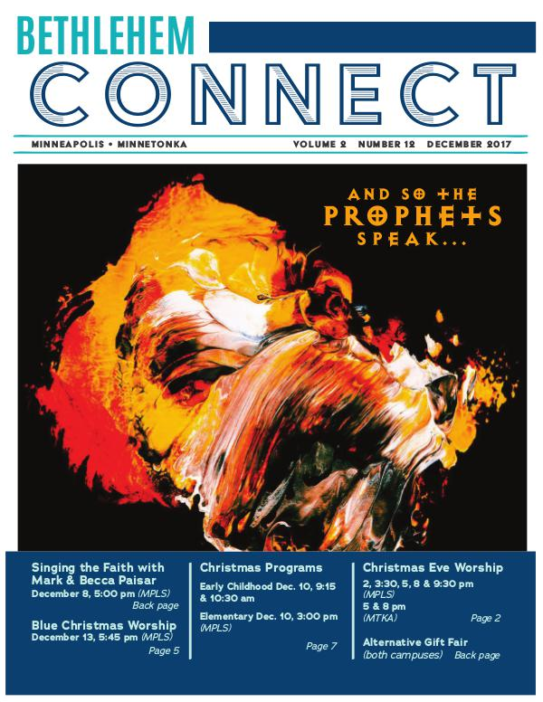 Bethlehem Connect December 2017