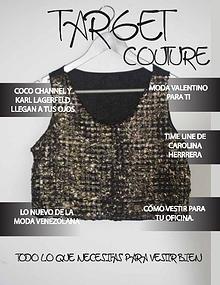 Target Couture Sofia Echezarreta