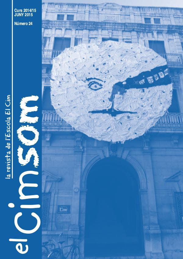 Revista Som Cim Juny 2015 cimsom-2014-2015