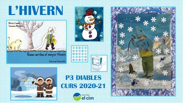 PROJECTE DE L'HIVERN- P3 Escola El Cim