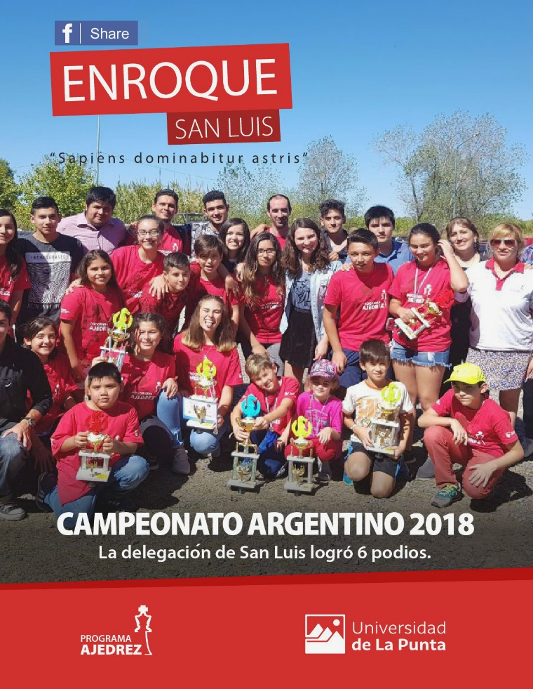 Enroque San Luis Revista - 10º Edición
