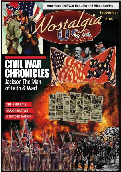 Nostalgia USA September 2016 Civil War Edition Civil War Annual Editon 2016
