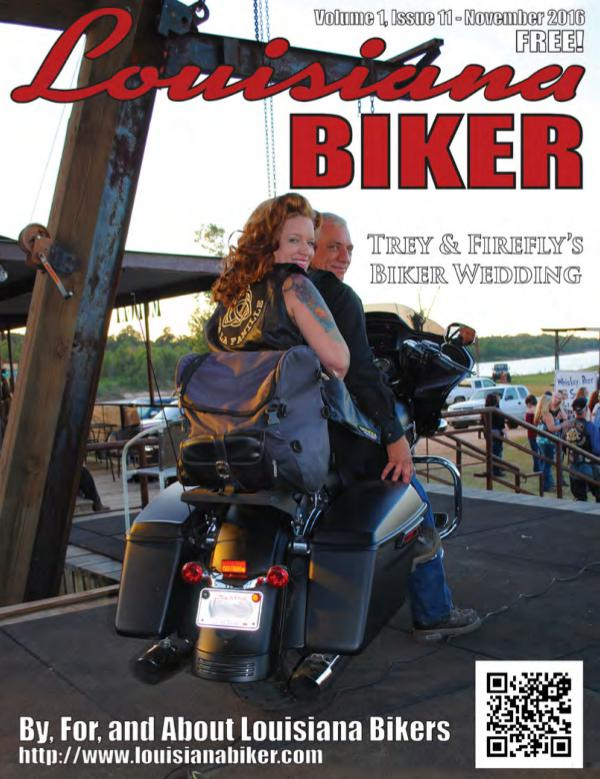 Louisiana Biker Magazine Nov2016