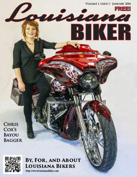Louisiana Biker Magazine Jan2016