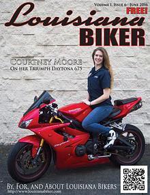 Lousiana Biker Magazine