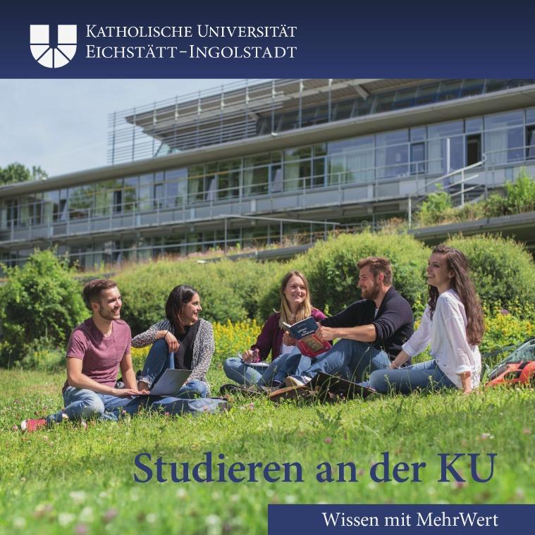 Die KU Imagebroschüre 2017