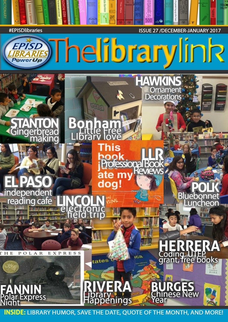 The Library Link December/January 2017