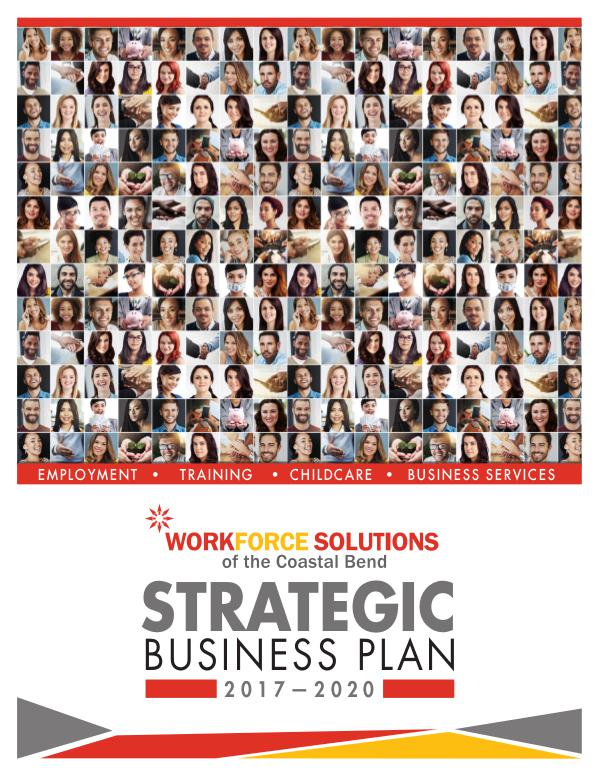 Strategic Business Plan 2017 - 2020 Strategic Business Plan 2017 - 2020