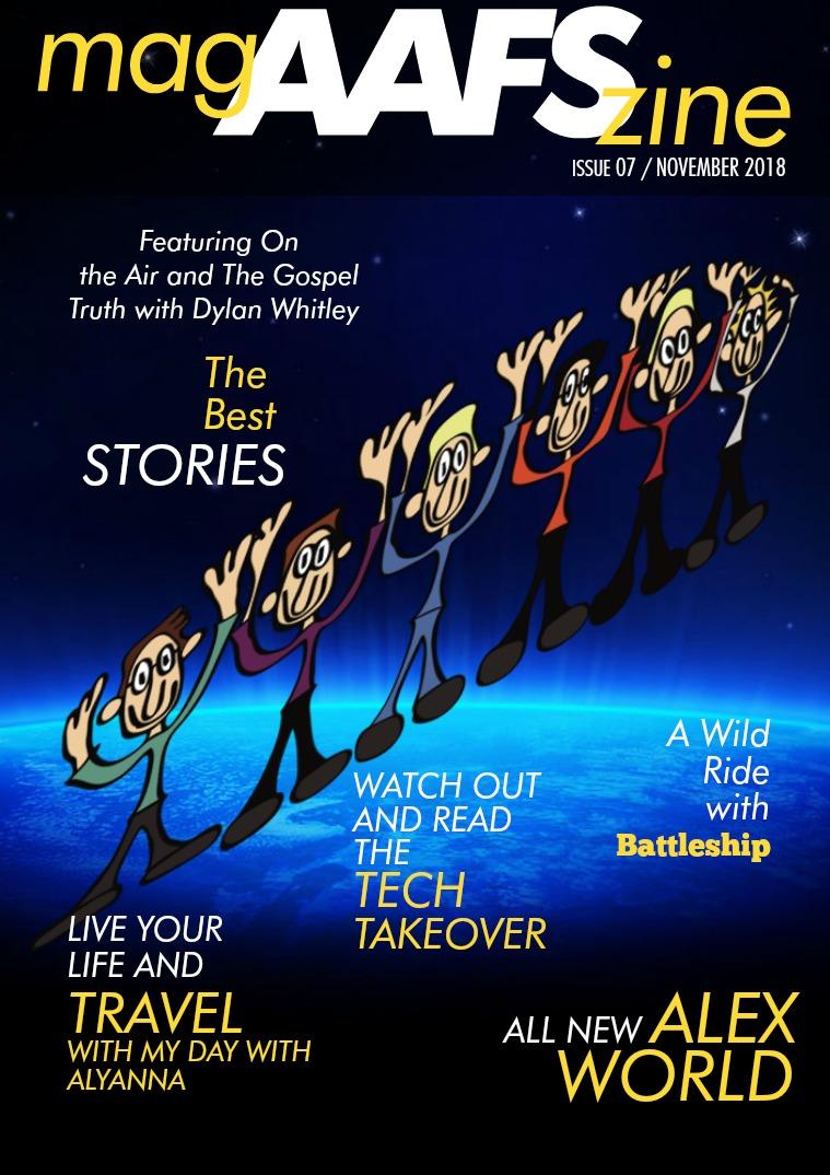 November 2018, Issue 7
