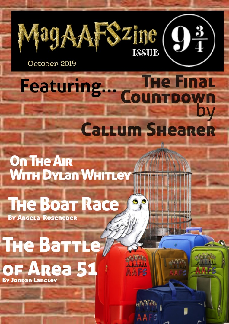 October 2019 Issue 9¾