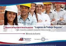 """Revista """"Lugares de Trabajo Seguros"""" - MSSO"""