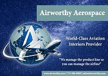 Airworthy Aerospace - World-Class Aviation Interiors Provider