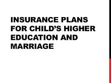 Best to invest for your child's education