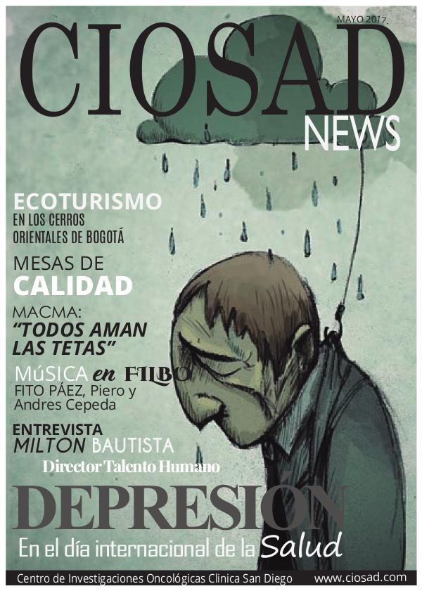 CIOSAD News - EDICIÓN MAYO 2017