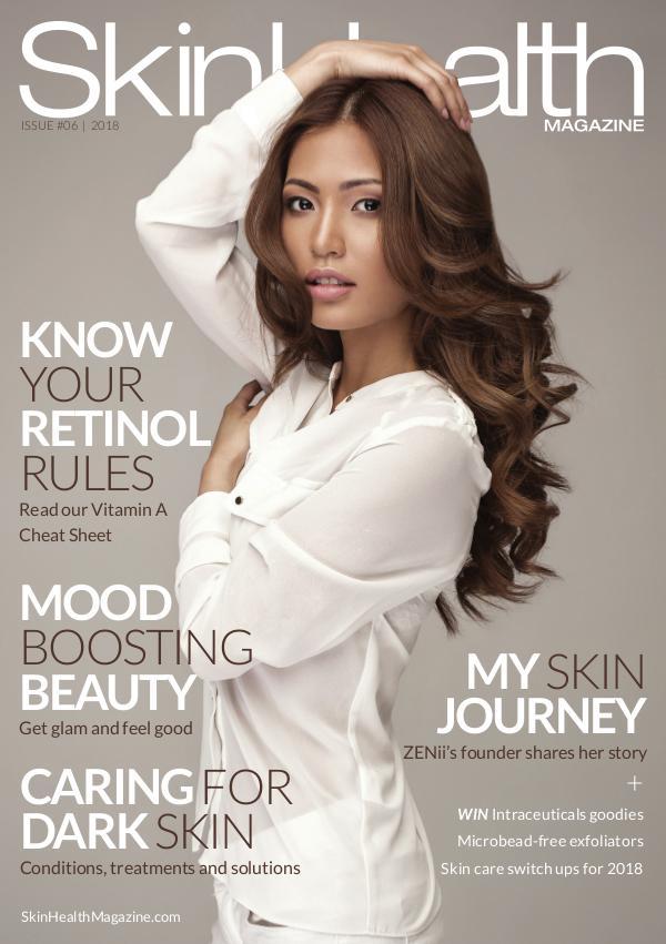 Skin Health Magazine Issue #6 / Winter 2018
