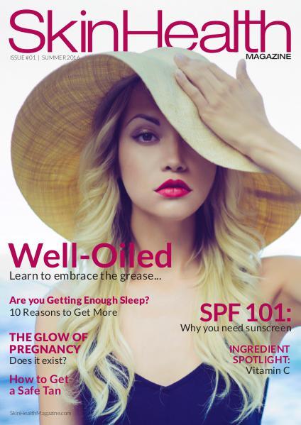 Issue #1 / Summer 2016
