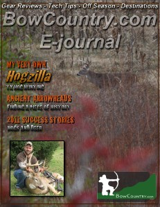 April issue BAA E-Journal Bowcountry.com E-Journal Dec Issue