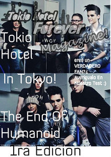 Tokio Hotel Forever Magazine