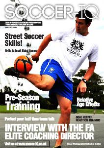 Soccer IQ Aug 2011