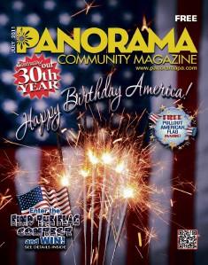 2011 July Panorama Community Magazine