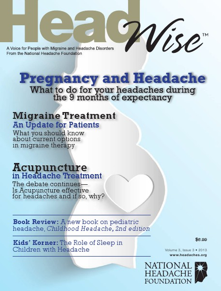 HeadWise Volume 3, Issue 3
