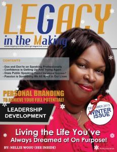 Leadership T.K.O.™ magazine December 2013