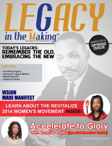 Leadership T.K.O.™ magazine Spring 2014