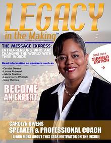 Leadership T.K.O.™ magazine