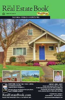The Real Estate Book of Tacoma/Pierce County 16-10 serving Joint Base Lewis McChord and the Puget Sound