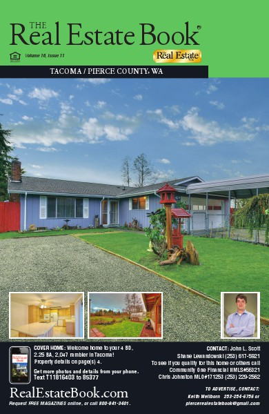 The Real Estate Book of Tacoma/Pierce County Serving Joint Base Lewis McChord 16-11
